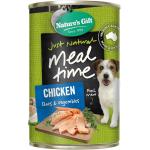 Natures Gift Dog Wet Food 700g Chicken Oat & Vegetables