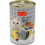 Aristo-Cat 400g Mackerel & Sardine in Jelly
