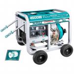 Total Diesel Generator + Welding Machine 5kVA TP446001-8