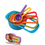 Nadstar2 Measuring Spoon Set Plastic 160780