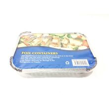 Nadstar1 Foil Container 6pcs 1707175