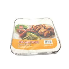 Nadstar1 Foil Container 5pcs 1707186