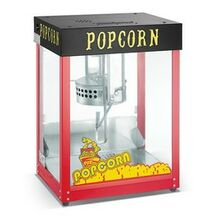 Nadstar8 Popcorn Machine Gas 1pc HGP8a