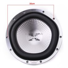 Sony Woofer with Subwoofer Box 2000W PMPO 30cm Dimple cone XS-GTR121LD