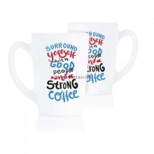 Luminarc Mug New Morning 32cl Positivity Only YD6 N8728