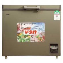 VON Hotpoint Chest Freezer 200L VAFC 26DUS - Grey