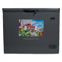 VON Hotpoint Chest Freezer 250L VAFC 33DUS - Grey