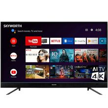 Skyworth 50 inches LED TV Android Smart HDR 4K 50U5
