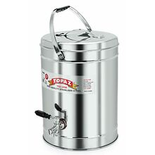 Topaz Tea Can Stainless Steel 30L