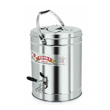Topaz Tea Can Stainless Steel 25L