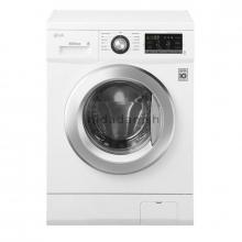 LG Washing Machine 6.5KG White Front Load FH2J3WDNP0