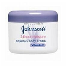 Johnsons Aqueous Cream 350mls 2967