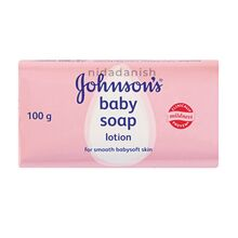 Johnsons Baby Soap Lotion 100gms 2818