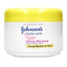 Johnsons Aqueous Cream Cocoa Butter 350mls 3327