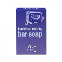 Johnsons Clean N Clear Blackhead Bar Soap 75g (Italy) 20762