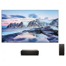 """Hisense 100"""" Laser TV Dual Color 4K HE100LN60D"""