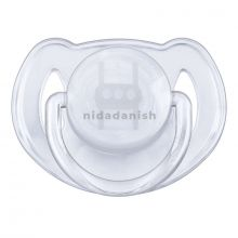 Philips Avent Soother Translucent BP 0-6M - New SCF170/00