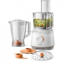 Philips Food Processor 700W Blender Jar 2 in 1 Disc 19 Functions HR7320