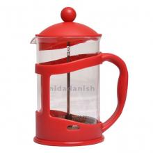 Bon Appetit Coffee Plunger 800ml Red HM-BA54