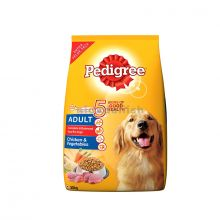 Pedigree Adult Chicken 20Kg Dog Dry Food 10137171