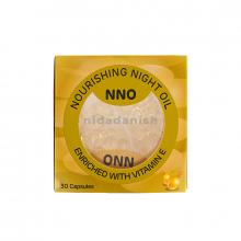 Mega Multi-Vitamins NNO Nourishing Night Oil 30 Capsules 16467 NV