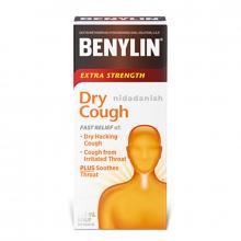 Benylin DM Dry Cough 100mls 296 NV