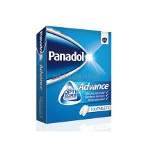 Glaxo Panadol Advance 100 Tabs 1765 NV