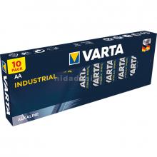 Varta Battery Industrial AA 10s 14104