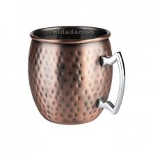 APS Mug Moscow Mule Ø9cm 12x9cm 93323