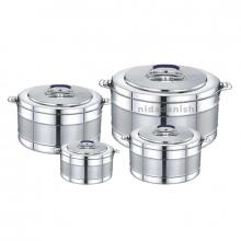 Maxima Hotpot 4pcs Delta Large 3500-5000-8500-1100ML
