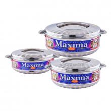 Maxima Hotpot 3pcs Large 3500-5000-8500ML