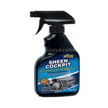Shield-Auto Sheen Cockpit Spray Nu Car Cheery 350ml SH110