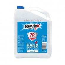 Shield-Personal Handex 70% Alcohol Instant Hand Sanitizer – 5L SH1365