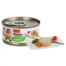 Aristo-Cat 80g Premium Plus Chicken & Lobster