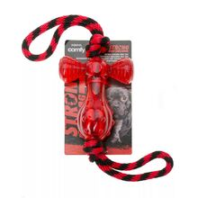 Comfy Strong Dog Hammer and Rope Sznur Toy