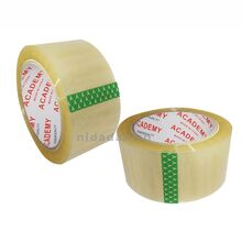 """Academy Packing Tape 2"""" X 50 Yds Clear P02079"""