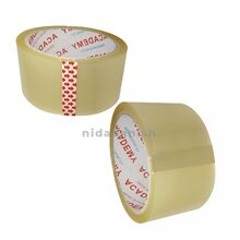 """Academy Packing Tape 2"""" X 100 Yds Clear P03358"""