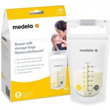 Medela Pump and Save Storage Bags 50pcs