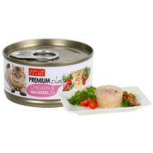 Aristo-Cat 80g Premium Plus Chicken & Mackerel Fish