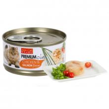 Aristo-Cat 80g Premium Plus Chicken & Salmon Flavor