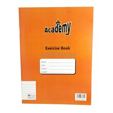 Academy Exercise Book 100 pages Single Line P06048