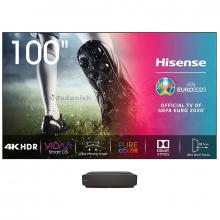 """Hisense 100"""" Laser TV 4K HDR HE100L5"""