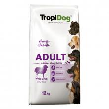 Tropidog Premium Adult Medium & Large Breed Lamb With Rice 12kg