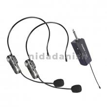 Kodtec Wireless Microphone KT-6202U
