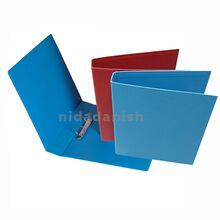 Elfen File 2 Ring Binder  A4 Assorted Colours P02247