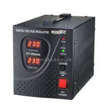 Kodtec Voltage Regulator Stabilizer KT-3000VA