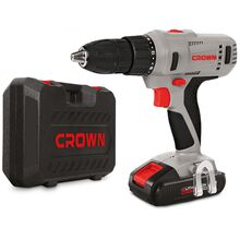 Crown Cordless Drills and Screwdrivers 18V CT21056L