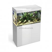Aquael Aquarium Glossy ST 80 White GB Fish Accessories 5905546318464