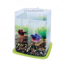 Classica Betta Battle Paradise Clear Fish Accessories 8887677580057