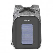 Baibu Backpack Outdoor Trekking Solar Energy Charging